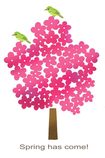 梅とうぐいす はがき2.jpg